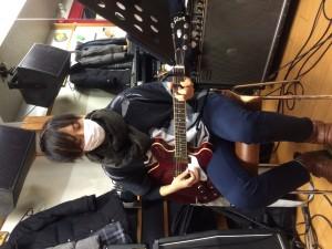 ギターのNOGIさん