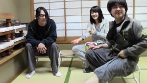 田中さんと千葉さん兄弟組のセリフ合わせも何度も行います