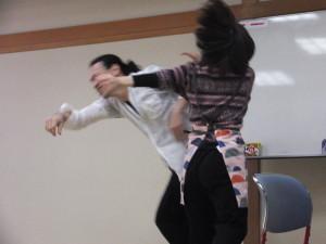 凄まじい躍動感!父・鈴木さんと母・森川